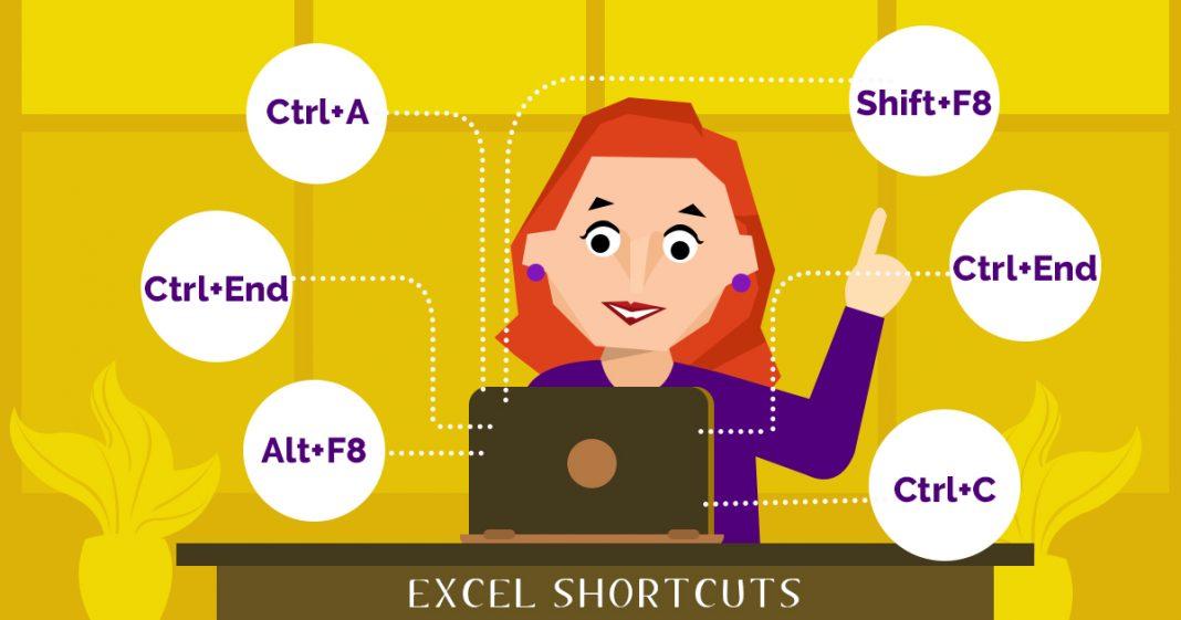 MS Excel Shortcuts asani se sikhe