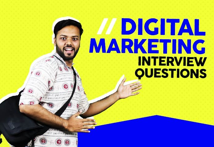 digital marketing interview questions basic