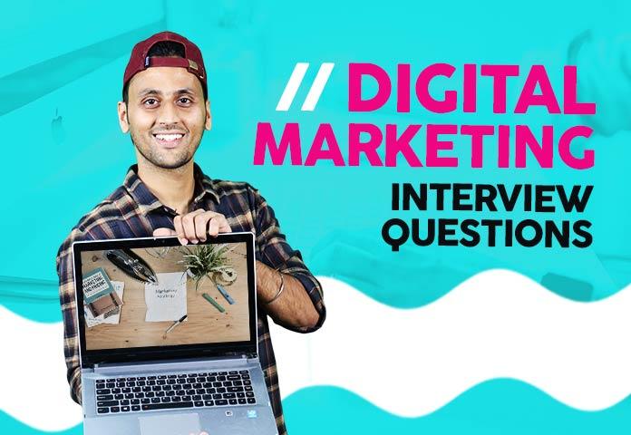 Digital marketing interview mein kya pucha jata hai