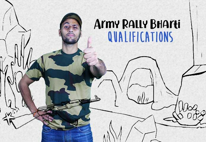 Indian Army Rally Bharti 2019 Jaaniye Apni Qualification