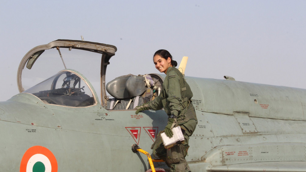 Indian airforce jobs for females