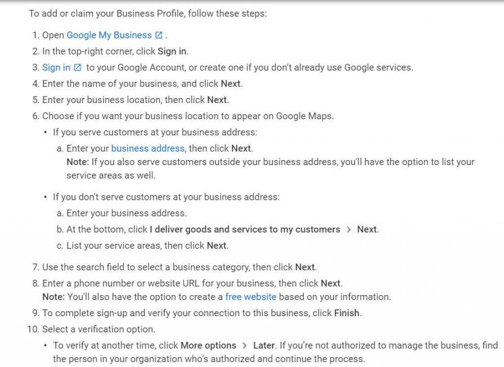 Janiye kaise banate hain Google My business pe account