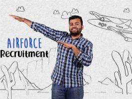 indian air force recruitment ki pur jaankari