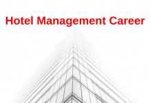 Hotel Management Career se judi puri jankari