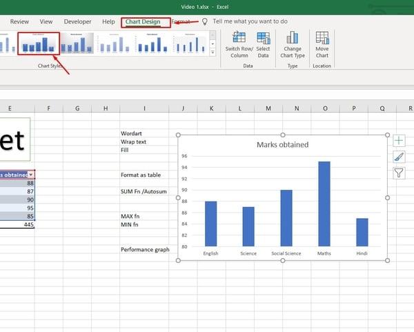 MS Excel in Hindi Full Tutorial Beginner Level Ke Liye