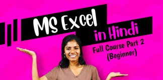 ms-excel-in-hindi-full-tutorial-beginner-course-free-part-2
