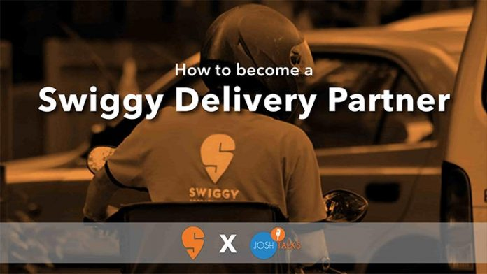 swiggy delivery boy job details like swiggy part-time job, swiggy delivery boy job salary
