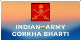 indian army gorkha bharti