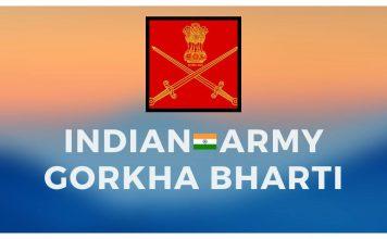 indian army gorkha bharti