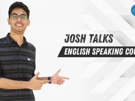 Josh Talks English Speaking Course full details and reviews