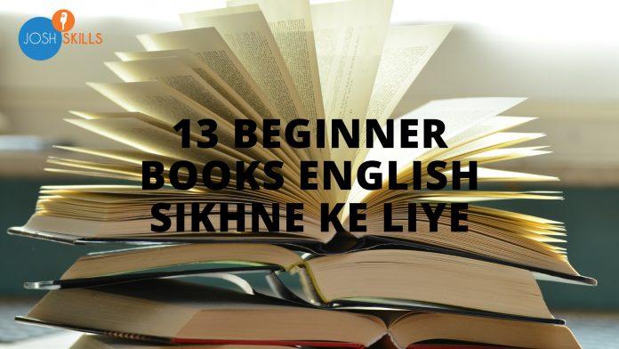 English Sikhne Ke liye Books