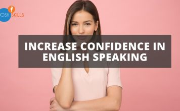 Increase confidence in Speaking English