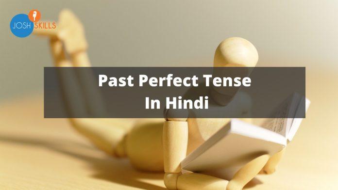 Past Perfect Tense in Hindi